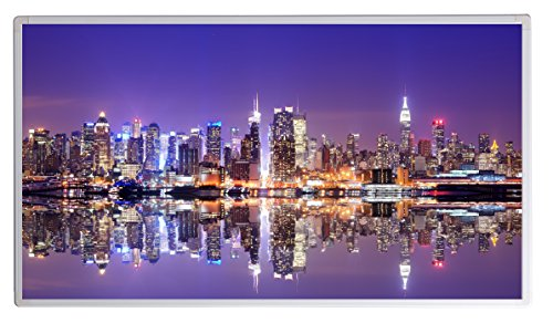 Infrarot Heizung 600 Watt New York Skyline