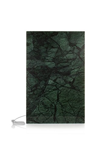 Infrarotheizung (Granit Indian Green) 1200 Watt, 98x62x2 cm - 2