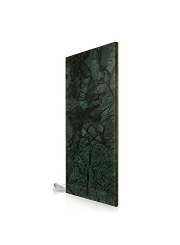 Infrarotheizung (Granit Indian Green) 1200 Watt, 98x62x2 cm - 3