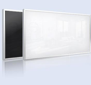 infranomic frame-line 500W Glas-Infrarotheizung