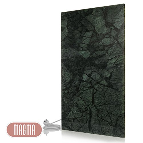 Magma Infrarotheizung 800W(Granit Indian Green)